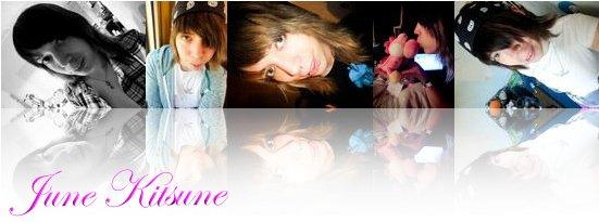 June kitsune Cakie