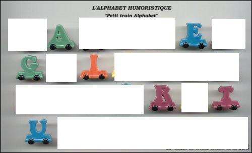 Recherche: L'alphabet humoristique