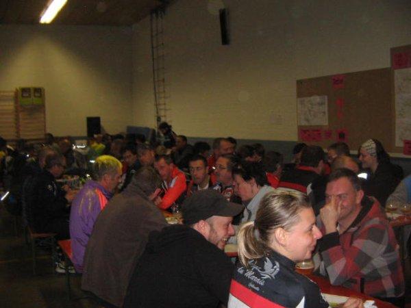Rando des Eoliennes 2015 à Wiheries