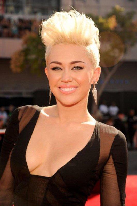 Le nouveau look de Miley!