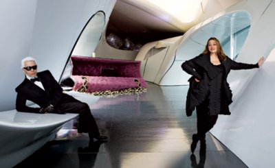 zaha hadid in between black and pink. Black Bedroom Furniture Sets. Home Design Ideas