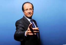 François Hollande VS Nicolas Sarkozi