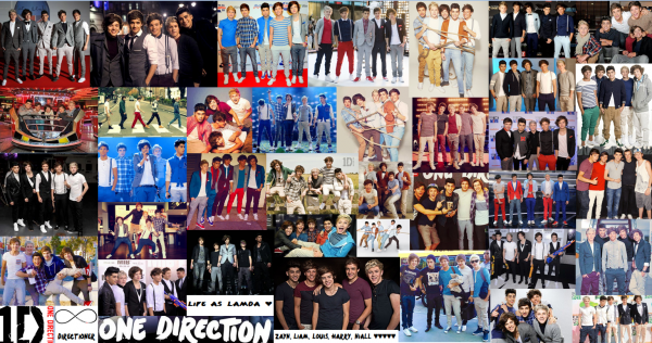 One Direction... ♥