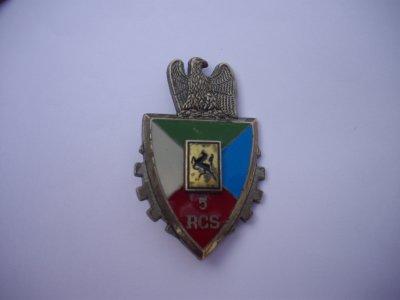 PUCELLE - 5ème RCS