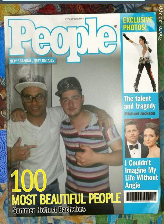 the new people rap us