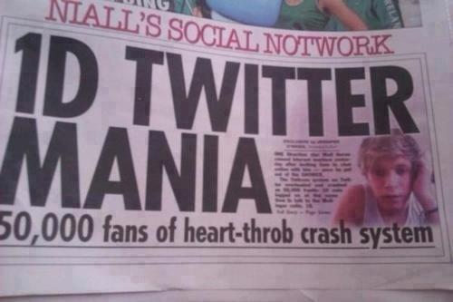 Nouveau tatouage de Harry+ Niall dans le journal. 26.05.2012