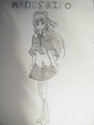 Nadeshiko!! ( Shugo Chara! )