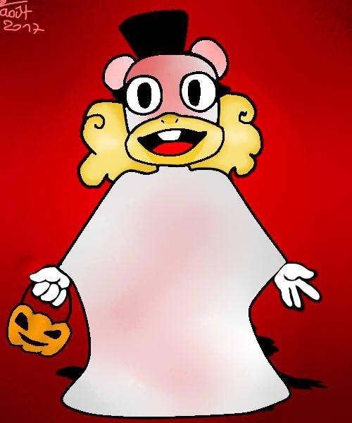 Activité 3: Halloween