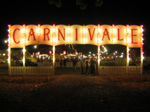 Carnivale (La Caravane de L'étrange)