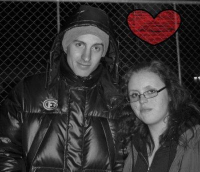 M0i et Damiano ciaccio <3