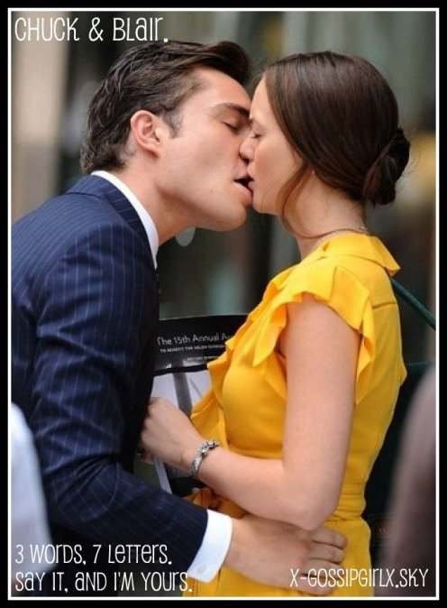 Chuck & Blair : le couple culte !