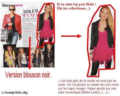 Glamour (juillet 2011).
