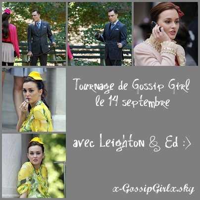 On the set of GG, with Leighton et Ed.