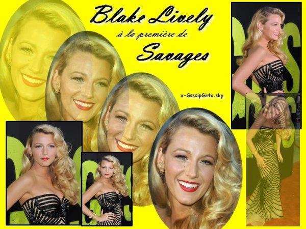 Des nouvelles de Blake Lively.