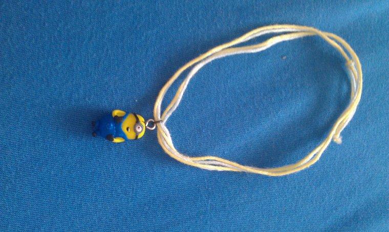 mes 2 nouveaux chouchous (bracelets) ;)