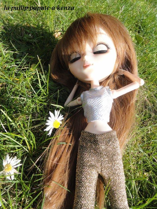 Séance photo : In sunny garden