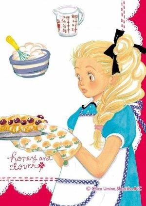 Manga 30 : Honey and Clover