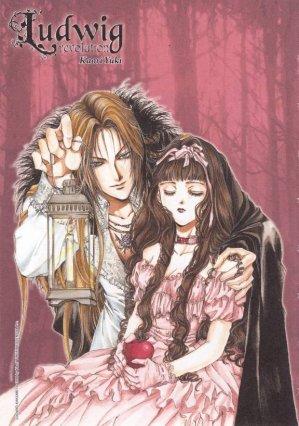 Manga 50 : Ludwig Revolution