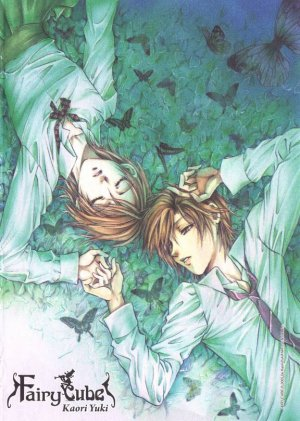 Manga 51 : Fairy Cube
