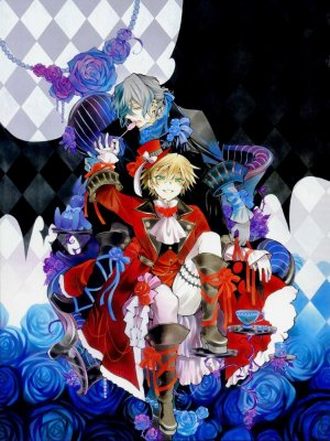 Manga 74 : Pandora Hearts