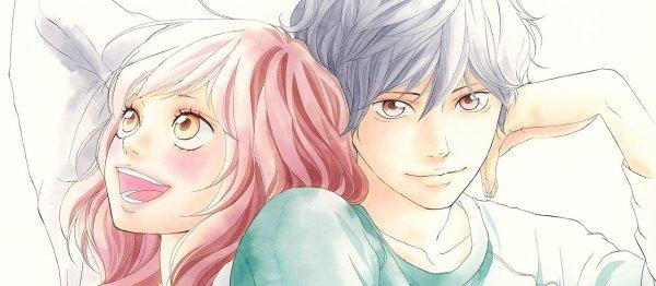 Manga 79 : Aohal Ride
