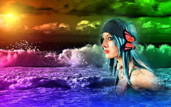 La vie en couleur !!!