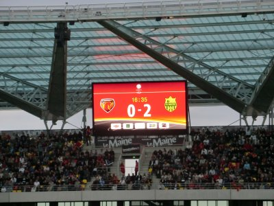 FC LEMANS - FC NANTES... 2ème acte
