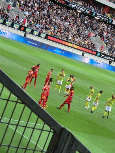 FC LEMANS - FC NANTES... 3ème acte
