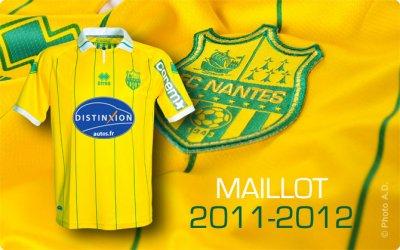 LE NOUVEAU MAILLOT !!!
