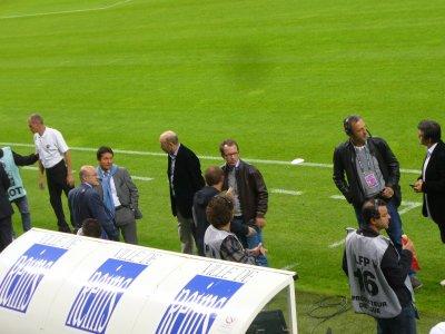 STADE DE REIMS - FC NANTES 20/09/2010....... 2ème acte