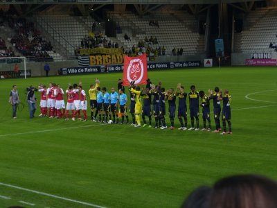 STADE DE REIMS - FC NANTES 20/09/2010....... 3ème et dernier acte