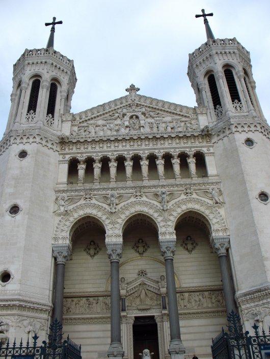 Notre-Dame de Fourvière (Lyon - Rhône-Alpes)