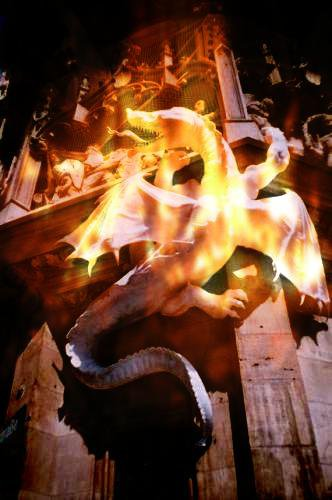 "DRAGON WHITE ""The Voice & The Snake"" (Munich - Bavière - Allemagne)"
