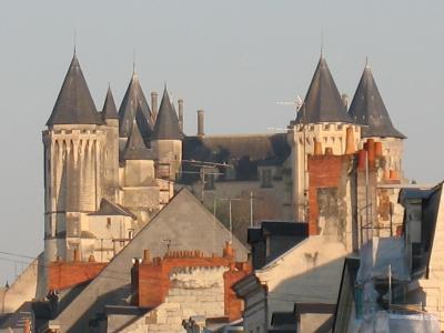 CHATEAU DE SAUMUR (Maine-et-Loire)