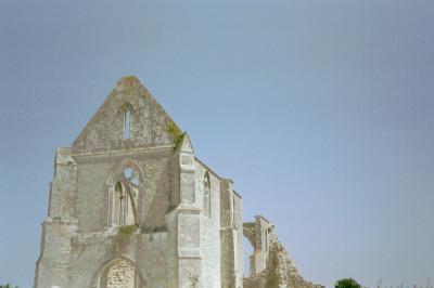 ABBAYE DES CHATELIERS (Ile-de-Ré - Charente-Maritime)