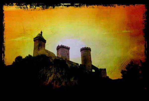 Château de Foix - Ariège