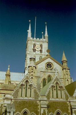 SOUTHWARCK CATHEDRAL (Londres)