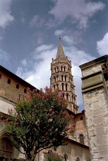 LA BASILIQUE ST-SERNIN (Toulouse - Haute-Garonne)