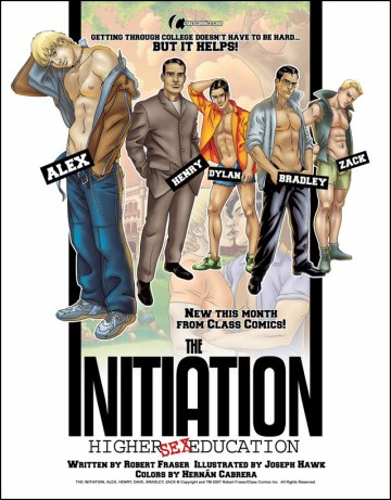 The Initiation - Higher Sex Education