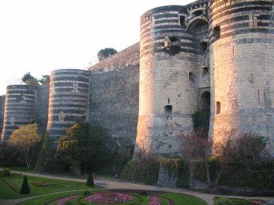 CHÂTEAU D'ANGERS (Maine-et-Loire)