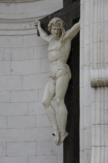 Calvaire de la cathédrale St-Maurice (Angers - Maine-et-Loire)