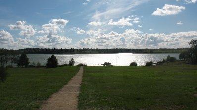 Lac du Cébron (St-Loup-Lamairé - Deux-Sèvre)