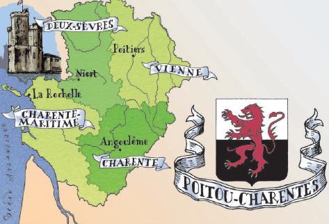 Destinations Poitou-Charentes