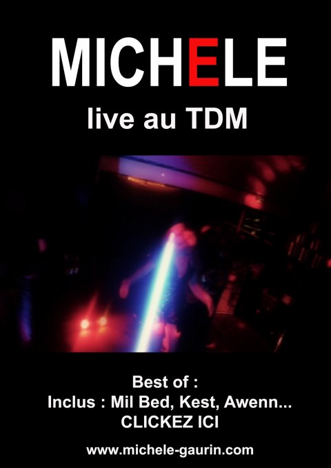 MICHELE -  LIVE AT THE TDM