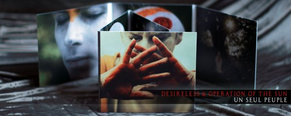 Desireless & Operation of the sun | Pas de sexes [NEW CD OUT NOW]