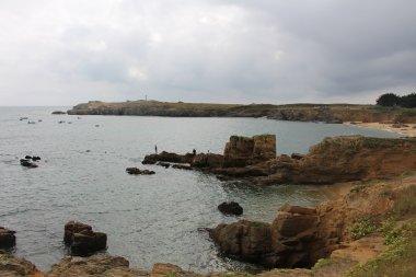 L'Ecosse...??? Non, l'Île d'Yeu en Vendée...!!!