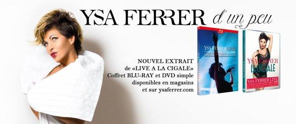 YSA FERRER - D'un peu (Clip Officiel)