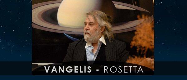 """Vangelis - Rosetta """"Mission Accomplie"""" (Rosetta's Waltz)"""
