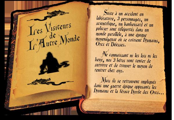 Bande Annonce Les Visiteurs de l'Autre Monde 2016