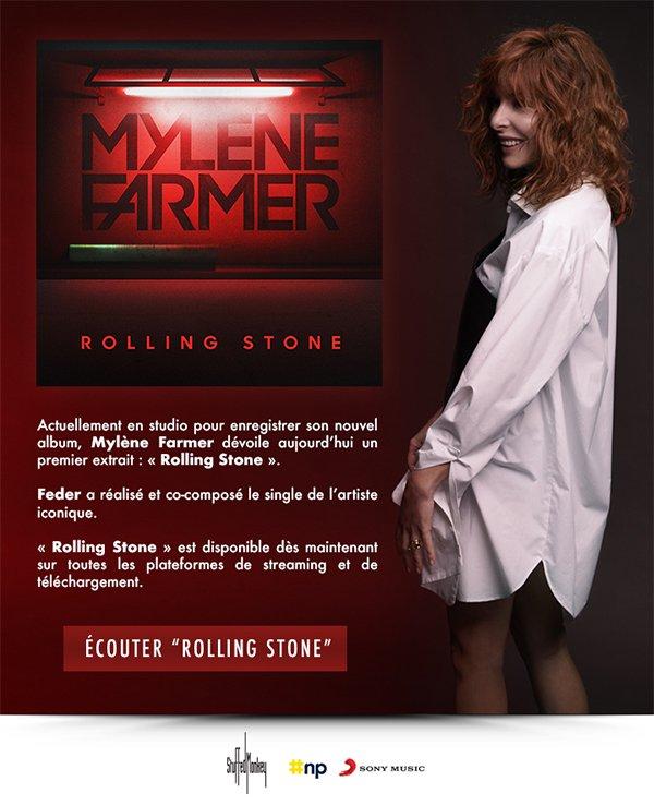 Mylène Farmer - Rolling Stone (Clip officiel)
